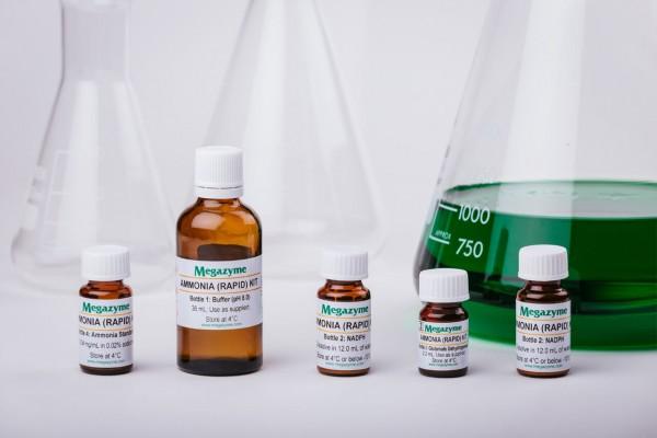 Ammonia Assay Kit Rapid K-AMIAR