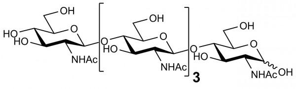 Pentaacetyl-chitopentaose O-CHI5