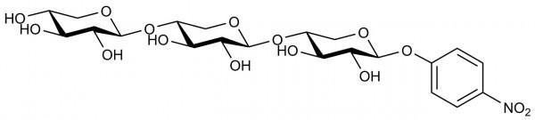 4-Nitrophenyl-beta-xylotrioside O-PNPX3