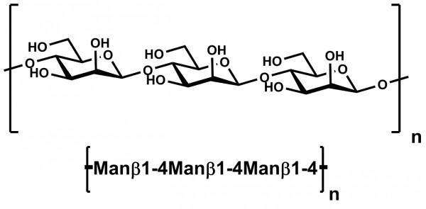 Mannan 1-4-beta-D-Mannan P-MANCB