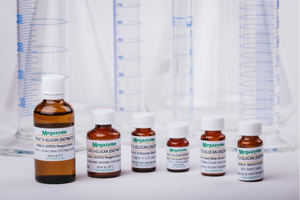 Enzymatic Yeast beta-Glucan Assay Kit K-EBHLG