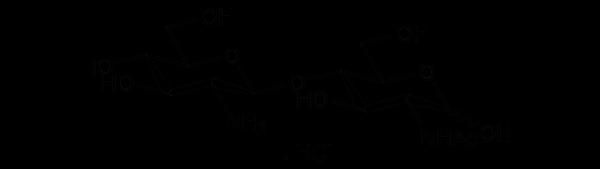 1,4-beta-D-Glucosaminyl-D-N-Acetylglucosamine HCl O-CHIN2