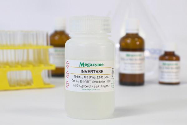 Invertase fructofuranosidase yeast E-INVRT