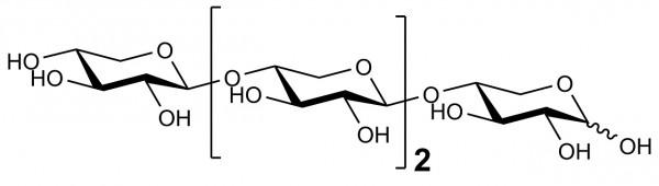 Xylotetraose O-XTE