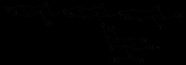 22-4-O-Methyl-α-D-Glucuronosyl-xylotriose O-XUX