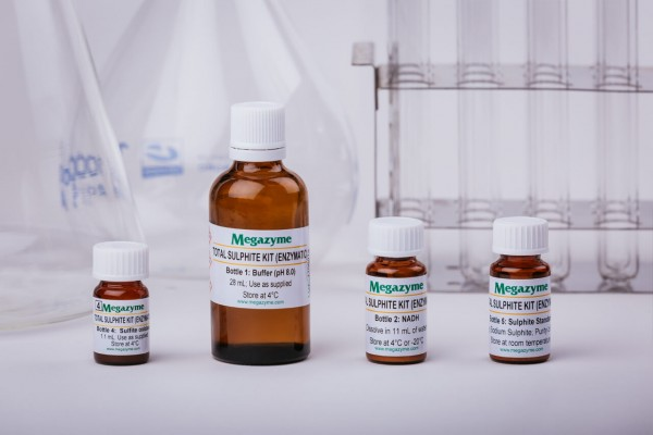 Total Sulfite Assay Kit Enzymatic K-ETSULPH ETSULPH