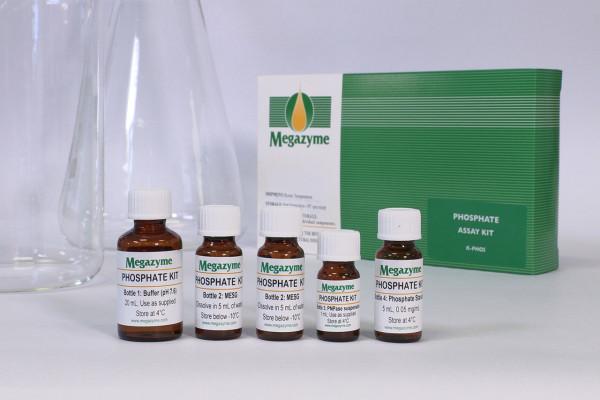 Phosphate Assay Kit K-PHOS PHOS