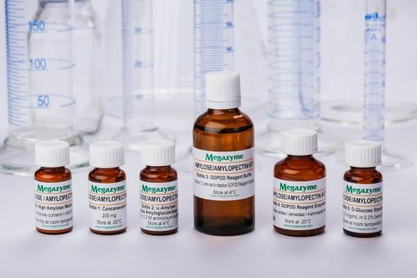 Amylose Amylopectin Assay Kit K-AMYL