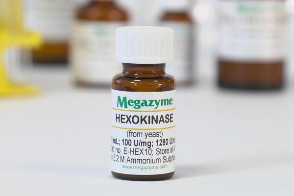 Hexokinase yeast E-HEX10