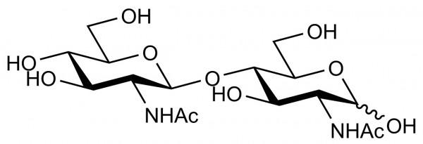 Diacetyl-chitobiose O-CHI2