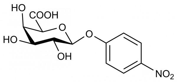 4-Nitrophenyl-beta-D-galacturonide O-PNPBGALA