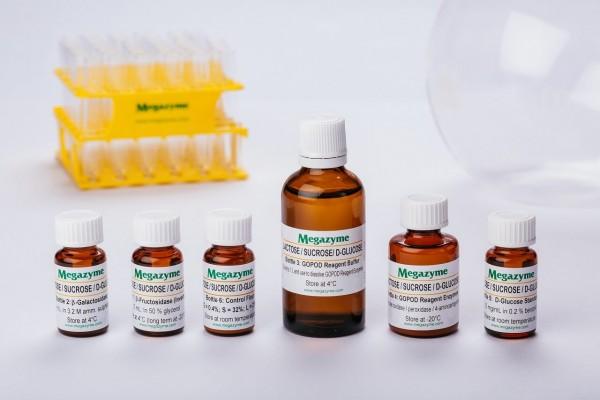 Lactose Sucrose D-Glucose Assay Kit K-LACSU