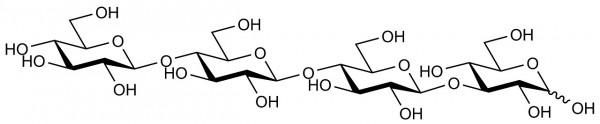 31-beta-D-Cellotriosyl-glucose O-BGTETB