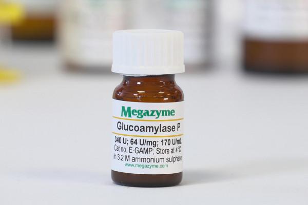 Glucoamylase P H resinae E-GAMP