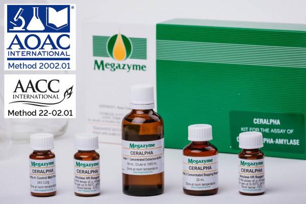 alpha-Amylase Assay Kit Ceralpha Method K-CERA