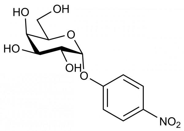 4-Nitrophenyl-alpha-D-galactopyranoside O-PNPAGAL