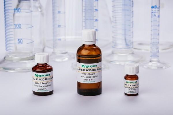 L-Malic Acid Assay Kit Liquid Ready K-LMALQR LMALQR