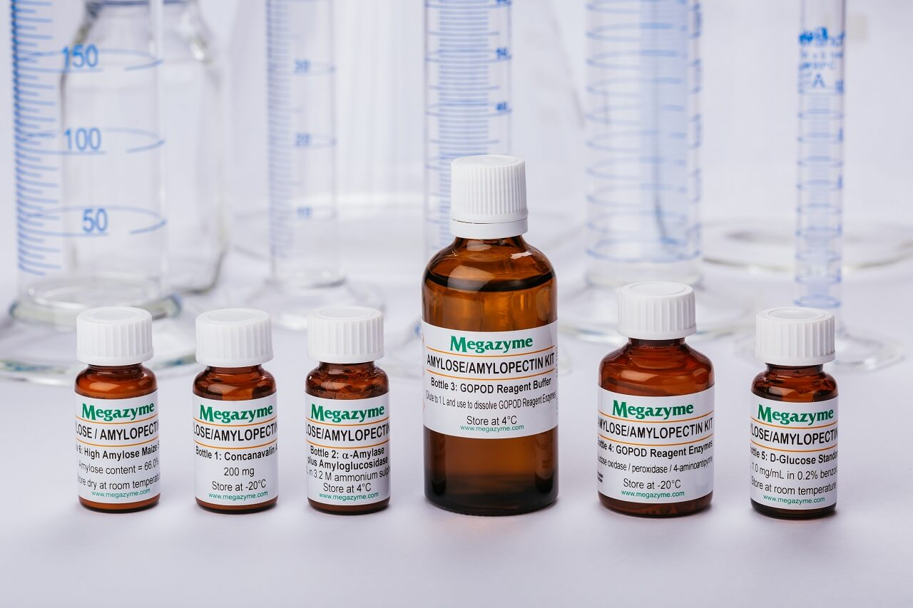 Ams Sugar Ii amylose/amylopectin assay kit