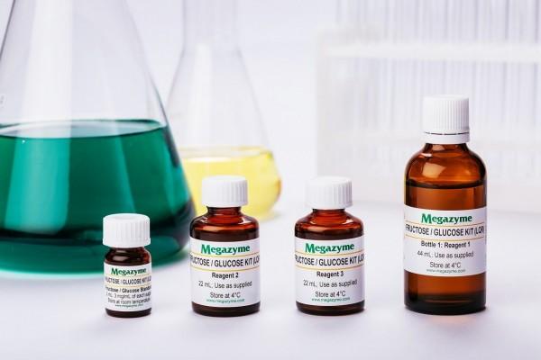 D-Fructose D-Glucose Assay Kit Liquid Ready K-FRGLQR FRGLQR
