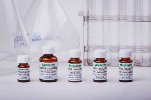 L-Arabinose D-Galactose Assay Kit K-ARGA ARGA