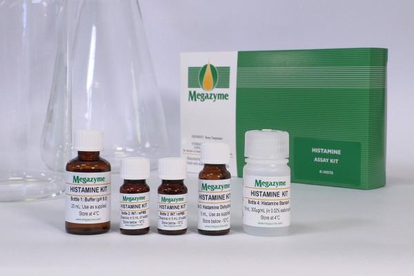 Histamine Assay Kit K-HISTA