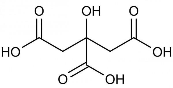 Citric Acid Standard Solution (3 g/L), AS-CITR