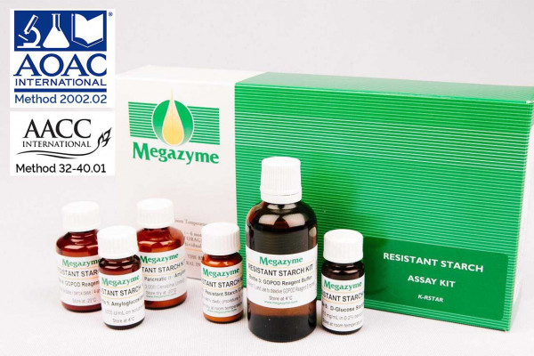 Resistant Starch Assay Kit K-RSTAR RSTAR