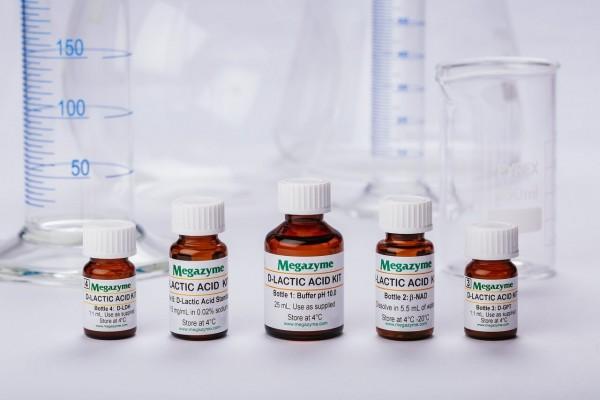 D-Lactic Acid D-Lactate Rapid Assay Kit K-DATE