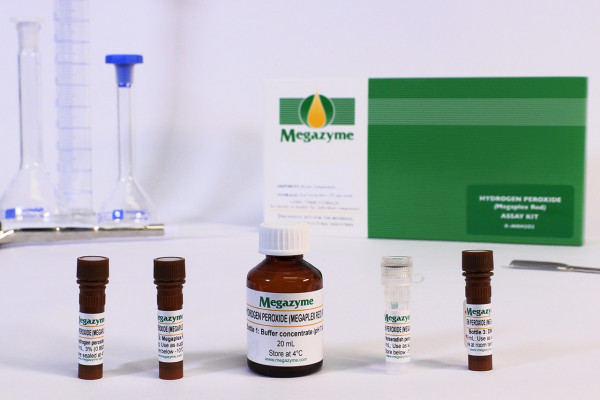 Hydrogen Peroxide Assay Kit Megaplex Red K-MRH2O2 MRH2O2