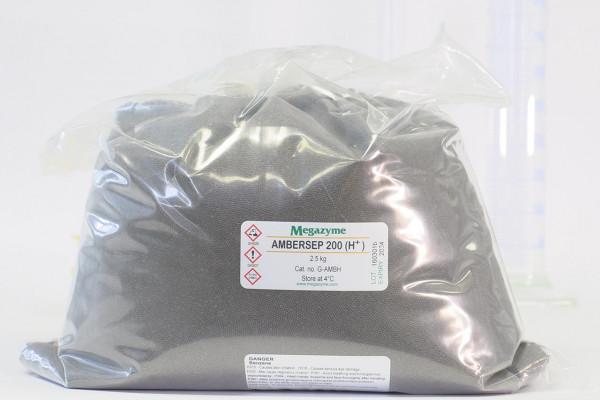 Ambersep 200 H+ Ion Exchange Resin G-AMBH