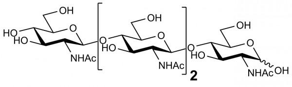 Tetraacetyl-chitotetraose O-CHI4