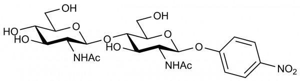 4-Nitrophenyl-N-N-diacetyl-beta-chitobioside O-PNPCH2