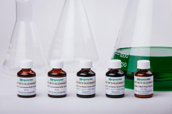 beta-Glucanase Assay Kit Malt and Microbial K-MBGL
