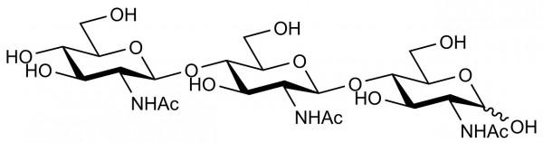 Triacetyl-chitotriose O-CHI3