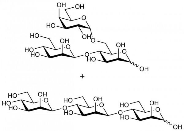61-alpha-D-Galactosyl-mannobiose plus Mannotriose O-GMM3