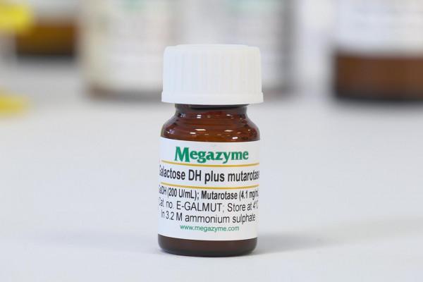 Galactose dehydrogenase Galactose mutarotase E-GALMUT