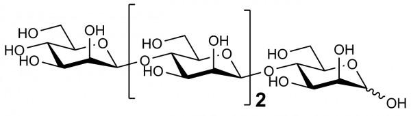 Mannotetraose O-MTE