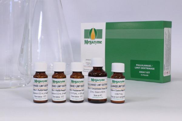 Pullulanase-Limit-Dextrinase Assay Kit PullG6 Method K-PullG6