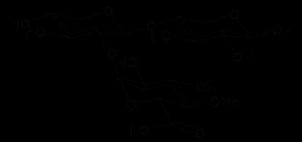 22-(4-O-Methyl-α-D-Glucuronyl)-xylobiose