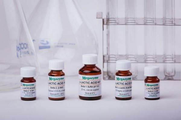 L-Lactic Acid L-Lactate Assay Kit K-LATE