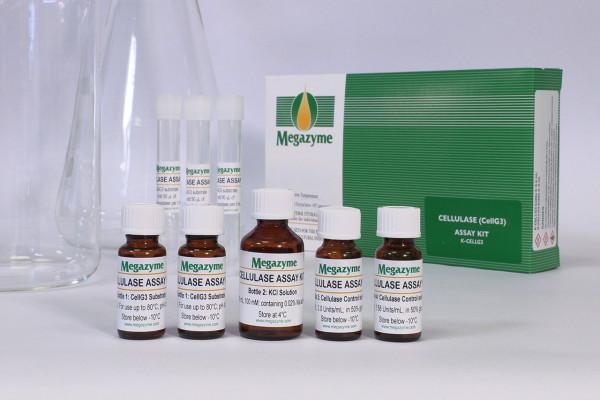 Cellulase Assay Kit CellG3 Method K-CellG3 CellG3